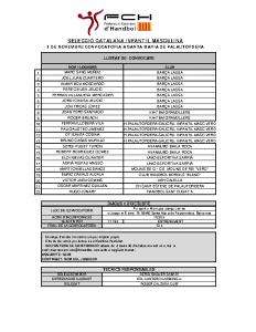 Entrenament 1 de novembre de 2018 a Santa Maria de Palautordera