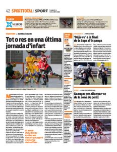 Sport 15/12