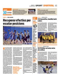 Sport 23/11