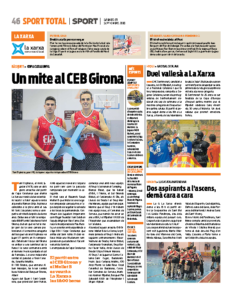Sport 29/9