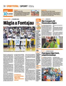 Sport 31/10