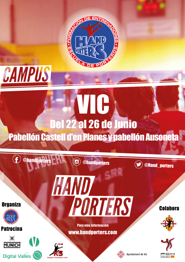CAMPUS HAND PORTERS VIC