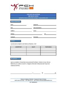 Sol·licitud informe ROPEC Jugadors ASOBAL i jugadores DHF