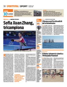 Sport 20/03