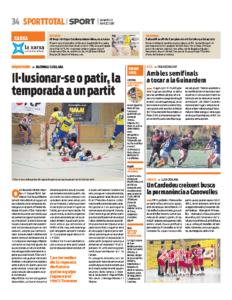 Sport 23/03