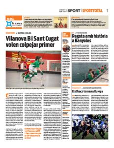 Sport 27/04