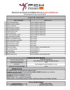 Entrenament, 6 de juny de 2019 a Sabadell