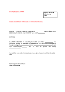 Model Certificat Pràctiques Monitor