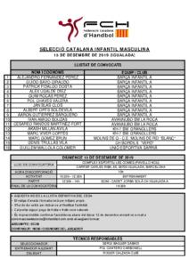 Entrenament 15 de desembre de 2019 a Igualada
