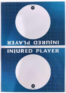 EHF Jugador lesionat