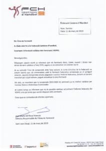 INFORMACIÓ VALIDESA DELS SEMINARIS I ROPEC